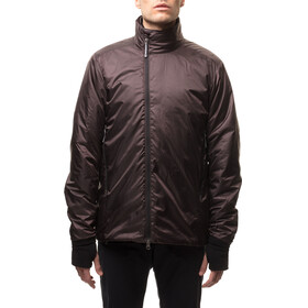 Houdini M's Fly Jacket frosty birch brown